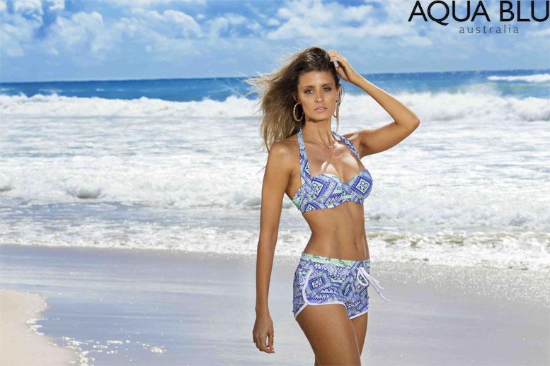 Aqua Blu Swimwear Collection Summer