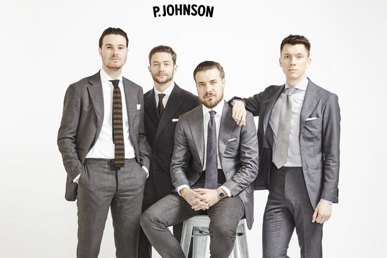 P.Johnson Tailors