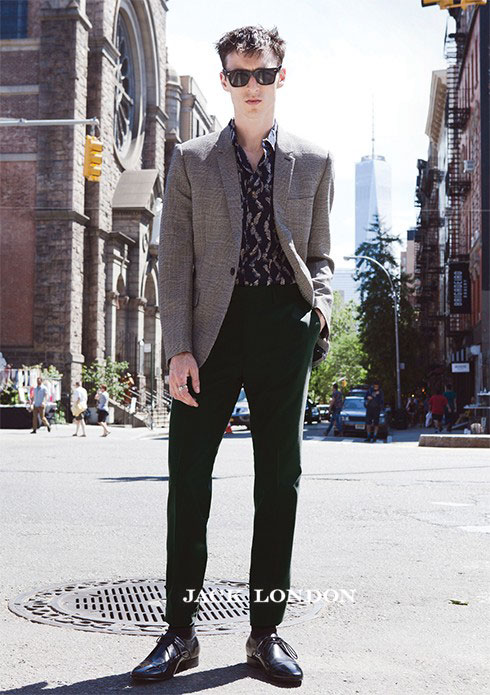 Jack London Collection Spring/Summer 2016