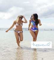HEAVEN SWIMWEAR Collection Summer 2012