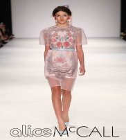 Alice Mccall Collection  2012