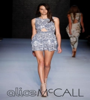 Alice Mccall Collection  2011