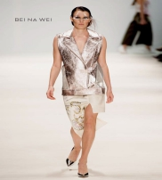 Bei Na Wei Collection Spring/Summer 2014