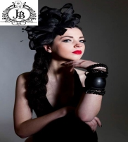 Jessica Beattie Millinery Collection