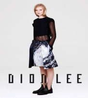 Dion Lee Ii Collection Fall/Winter 2013